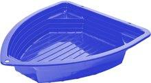 Dětské pískoviště Loďka Starplast objem 130 litrů od 2 let modré