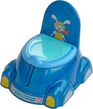 Dětský nočník auto brouček PalPlay od 12 měsíců modrý
