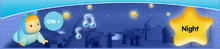 Staré položky - Ppievajúca hviezda Cotoons nad postieľku Smoby bielo-modrá pre kojencov_5
