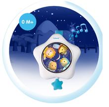Staré položky - Ppievajúca hviezda Cotoons nad postieľku Smoby bielo-modrá pre kojencov_1