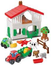 3032 b ecoiffier stavebnica farma