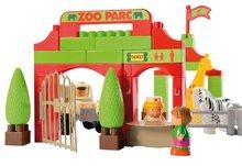 3077 c ecoiffier stavebnica zoo