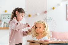 Bábiky od 3 rokov - Kadernícka česacia hlava Hairdressing Head Corolle s krásne jemnými voňavými vláskami a 20 doplnkami od 3 rokov_8