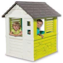 Domčeky so šmykľavkou - Set domček Pretty Blue Smoby a šmykľavka Toboggan KS s dĺžkou 150 cm od 24 mes_2
