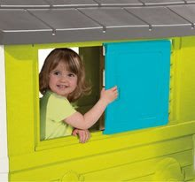 Domčeky so šmykľavkou - Set domček Pretty Blue Smoby a šmykľavka Toboggan KS s dĺžkou 150 cm od 24 mes_3