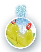 Gyerekhinták - Libikóka Fóka Smoby vízsugárral zöld_2