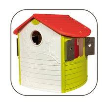 Domčeky pre deti - 310190 b smoby domcek
