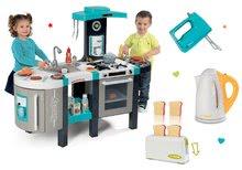 Kuchyňky pro děti sety - 310206set 21 smoby set