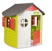 Domčeky pre deti - Domček Jura Lodge Smoby s dvoma dvierkami od 24 mes_1