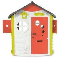 Domčeky pre deti - Domček Jura Lodge Smoby s dvoma dvierkami od 24 mes_0