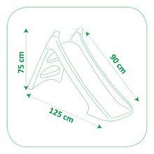 Domčeky so šmykľavkou - Set domček Nature Smoby a šmykľavka Toboggan XS s dĺžkou 90 cm od 24 mes_6