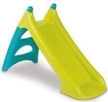 Smoby malá šmykľavka pre deti s vodou 310281 modro-zelená
