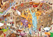 Puzzle 1000 dielne - Puzzle Historias De La Historia Ancient Rome Educa 1000 dielov od 12 rokov_0