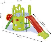 Prolézačky pro děti - 310426 f smoby preliezacka