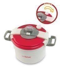 Spotrebiče do kuchynky - Set toaster Mini Tefal Smoby tlakový hrniec Tefal, potraviny v sieťke a varič s hrncami_2