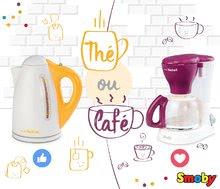 Spotrebiče do kuchynky - Kávovar Tefal Express Smoby veľký s bordovou nádobou_1