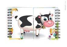 Cudzojazyčné spoločenské hry - Spoločenská hra Zoonimooz Cow Speed Game Janod v angličtine od 4 rokov_1