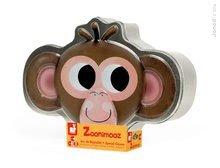 Spoločenská hra Zoonimooz Monkey Speed Game Janod v angličtine od 6 rokov