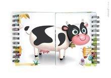 Cudzojazyčné spoločenské hry - Spoločenská hra Zoonimooz Cow Speed Game Janod v angličtine od 4 rokov_2