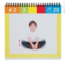 Cudzojazyčné spoločenské hry - Spoločenská hra joga Yogame Zoo Janod _1