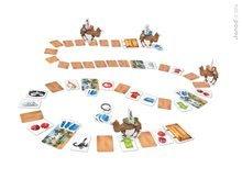 Cudzojazyčné spoločenské hry - Spoločenská hra Zoonimooz Camel Race Game Janod v angličtine od 6 rokov_0