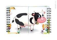 Cudzojazyčné spoločenské hry - Spoločenská hra Zoonimooz Cow Speed Game Janod v angličtine od 4 rokov_4