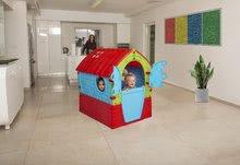 Domčeky pre deti - Domček Fairies Dream House PalPlay červeno-modrý od 24 mes_8