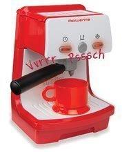 Kávovar Rowenta Expresso Smoby elektronický so zvukom a svetlom červený od 3 rokov 310546