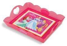 Kuhinje za djecu setovi - Set kuhinja Disney Princeze Smoby sa satom i čajni servis na kolicima_12