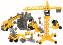 Régi termékek - Építőkockák Építő szett Abrick Écoiffier 86 db 18 hó-tól_3