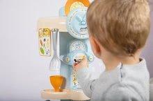 Običajne kuhinje - Didaktična kuhinja za najmlajše Ptitoo Smoby z oblikovanimi kockami in uro z zvoki od 18 mes_11