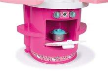 Obyčejné kuchyňky - Kuchyňka pro nejmenší Hello Kitty Cooky Smoby s 17 doplňky od 18 měsíců_1