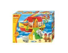Cuburi de construit Abrick - Joc de construit Abrick - Arca lui Noe Écoiffier 23 de piese de la 18 luni_1