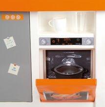 Obchody pro děti sety - Set kavárna s Espresso kávovarem Coffee House Smoby a kuchyňka Bon Appétit Chef oranžová_21