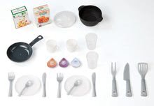 Kuchynky pre deti sety - Set kuchynka Cherry Special Smoby so zvukmi a kávovarom a upratovací vozík s vysávačom_10