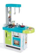 Smobydetská kuchynka Cherry Kitchen 310900 tyrkysovo-zelená