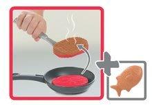 Elektronické kuchynky - Kuchynka Cherry Special Smoby elektronická so zvukmi, s jedálňou, kávovarom a 25 doplnkami červeno-zelená_9