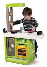 Obchody pre deti sety - Set obchod Supermarket Smoby s elektronickou pokladňou a kuchynka Cherry so zvukmi_15