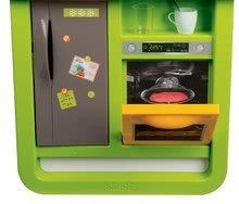 Obchody pre deti sety - Set obchod Supermarket Smoby s elektronickou pokladňou a kuchynka Cherry so zvukmi_20