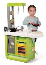 Obchody pre deti sety - Set obchod Supermarket Smoby s elektronickou pokladňou a kuchynka Cherry so zvukmi_22