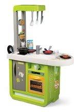 Obchody pre deti sety - Set obchod Supermarket Smoby s elektronickou pokladňou a kuchynka Cherry so zvukmi_23