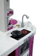 Kuchynky pre deti sety - Set kuchynka Tefal Studio XL Smoby s umývačkou riadu a chladničkou a sušička na riad Bubble Cook_2