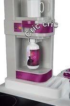 Kuchynky pre deti sety - Set kuchynka Tefal Studio XL Smoby s umývačkou riadu a chladničkou a sušička na riad Bubble Cook_1