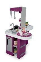 Kuchynky pre deti sety - Set kuchynka Tefal Studio XL Smoby s umývačkou riadu a chladničkou a sušička na riad Bubble Cook_8