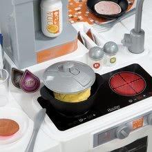 Kuchynky pre deti sety - Set kuchynka Tefal Studio XL Smoby s umývačkou riadu a chladničkou a sušička na riad Bubble Cook_4
