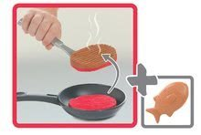 Kuchynky pre deti sety - Set kuchynka Tefal Studio XL Smoby s umývačkou riadu a chladničkou a sušička na riad Bubble Cook_10