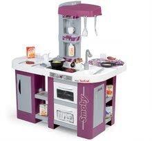 Kuchynky pre deti sety - Set kuchynka Tefal Studio XL Smoby s umývačkou riadu a chladničkou a sušička na riad Bubble Cook_13