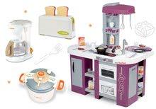 Kuchynky pre deti sety - Set kuchynka Tefal Studio XL Smoby s umývačkou riadu a chladničkou a súprava 3 spotrebičov Tefal_19