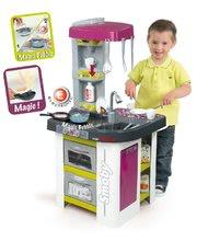 Kuchynky pre deti sety - Set kuchynka Tefal Studio BBQ Bublinky Smoby s magickým bublaním a Hravá kuchárka na výrobu čokoládových bonbónov_0