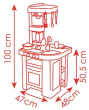 311023 o smoby kuchynka